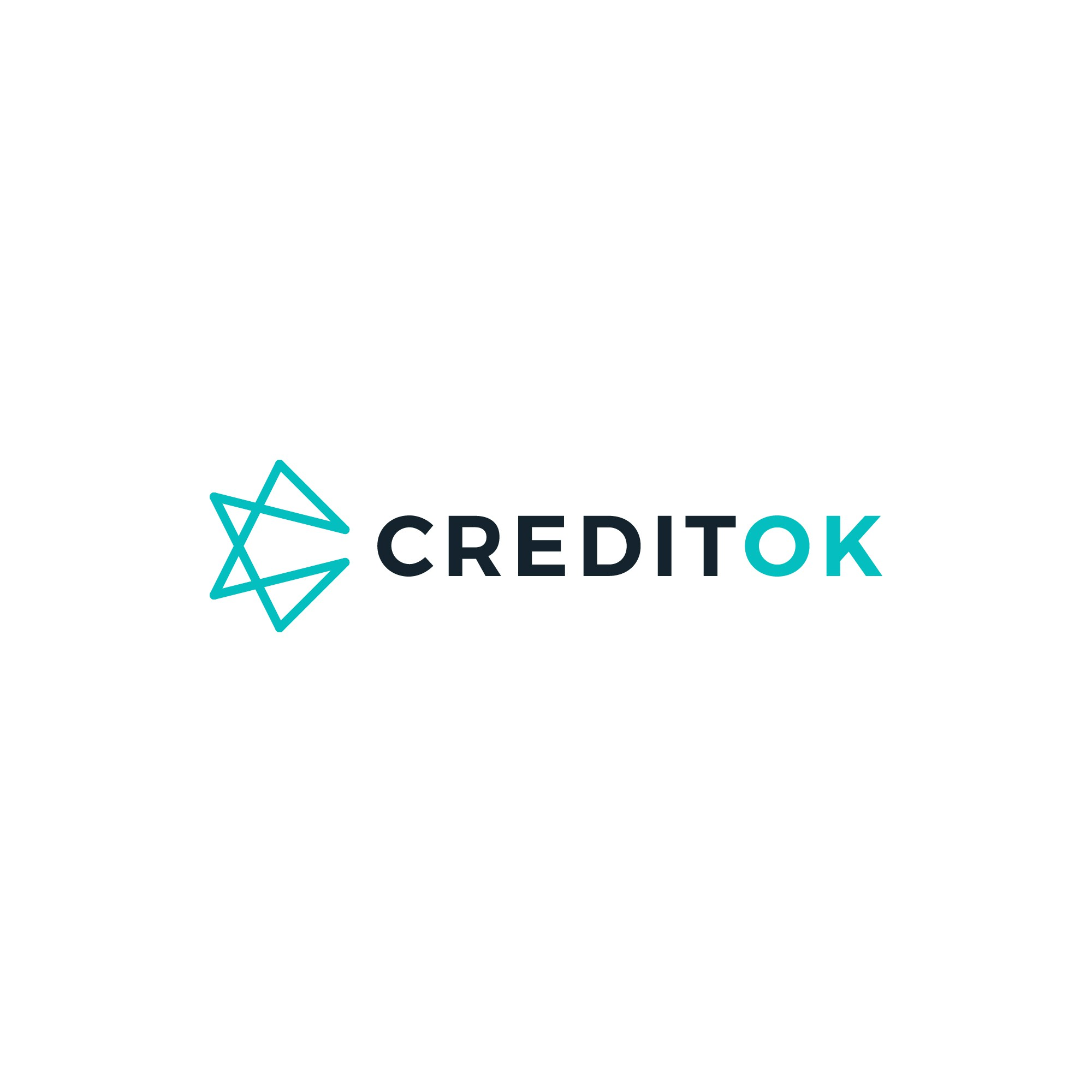 Logo for Disruptive Fintech StartUp