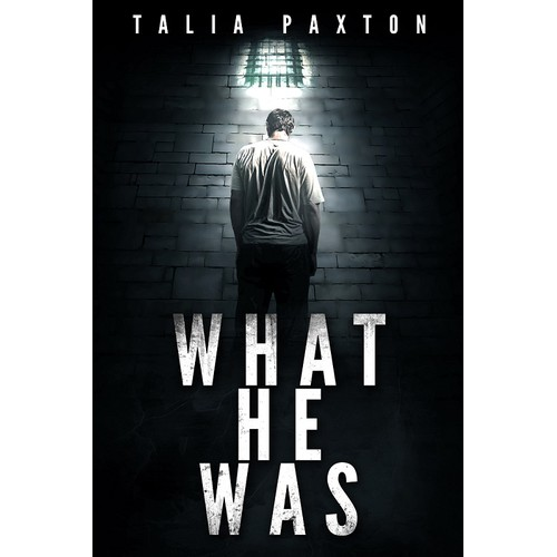 "Cover for the novel ""What He Was"""