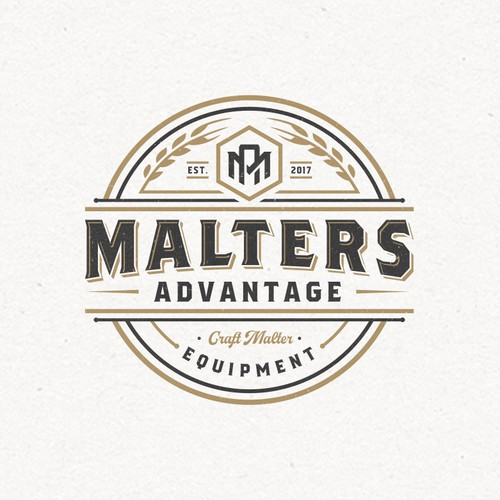 Logo for Malters Advantage.