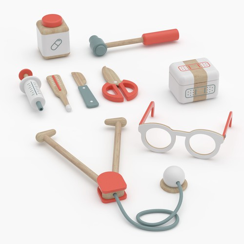 DOCTOR PLAY TOYS for KIDS
