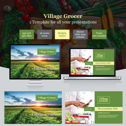 Village Grocer Presenntation
