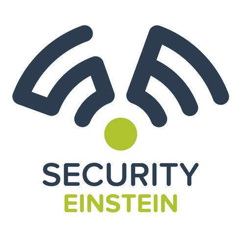 Draw awsome logo for Security Einstein. Intelligent Security For All