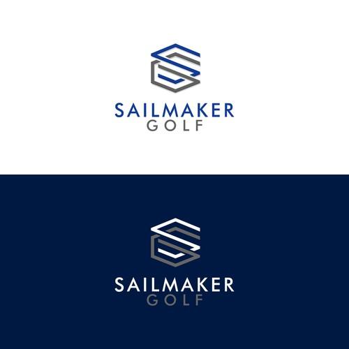 Sailmaker golf logo