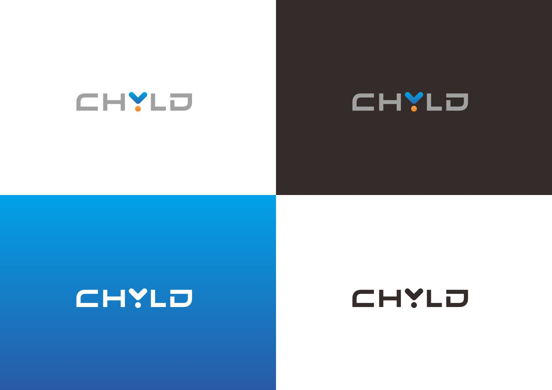 Help Chyld with a new logo
