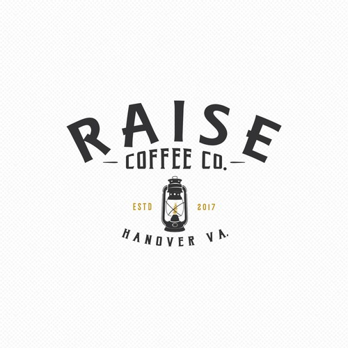 Vintage Coffee Shop Logo