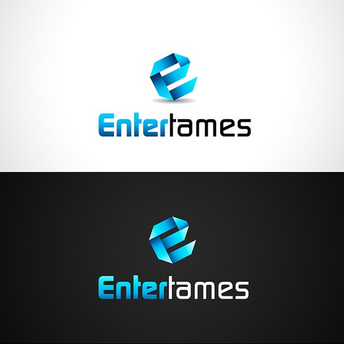 Help entertames games with a new logo