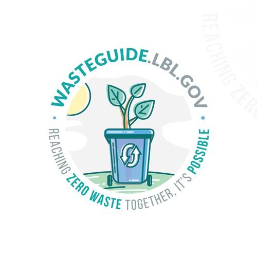 Logo for WasteGuide.lbl.gov