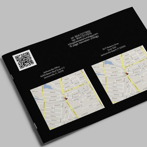 Urology Practice Brochure Design