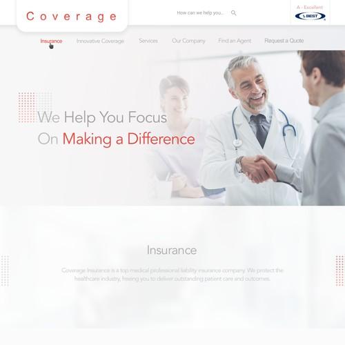 Medical UI site