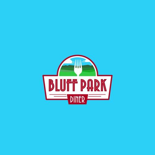 Bluff Park Diner Logo