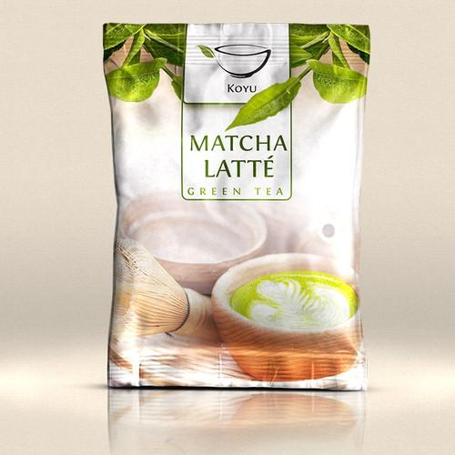 Matcha Latté Green Tea