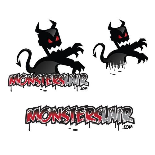 Monsterslair.com Logo