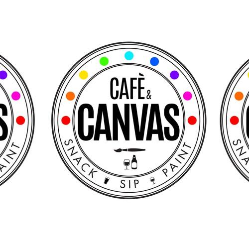 Logo Cafe&Canvas