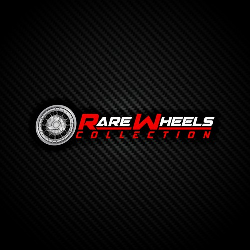 Wheel design for the Rare Wheels Collection company