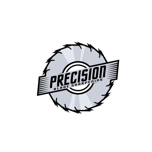 Design a creative logo for Precision Blade Sharpening
