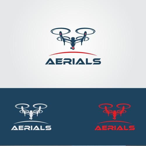 Aerials Company Logo