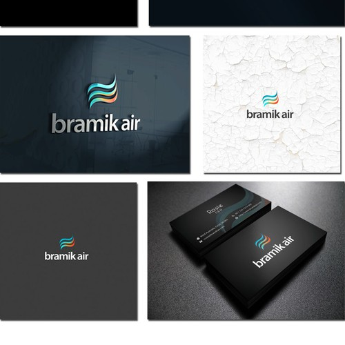 logo for Bramik Air