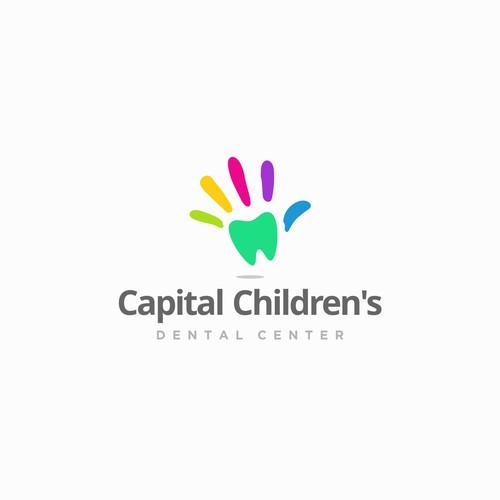 Logo Design for Capital Children's 2