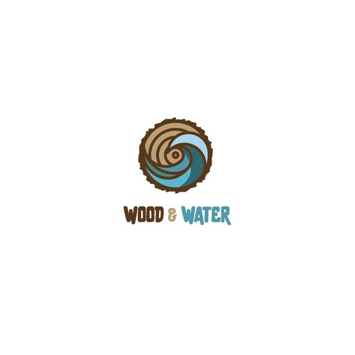 wood @ water
