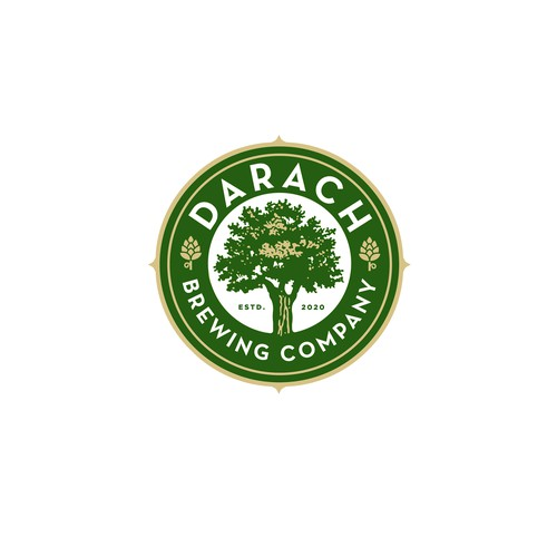 Darach Brewing Logo