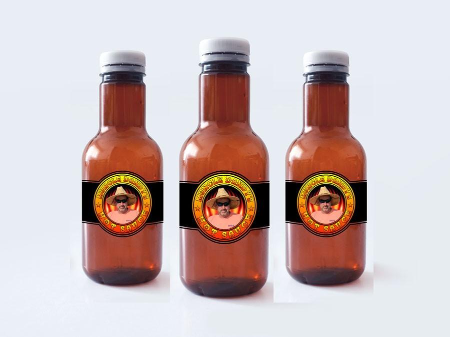 Design my hot sauce label!