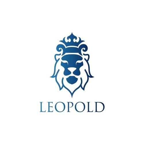 Lion logo for furniture