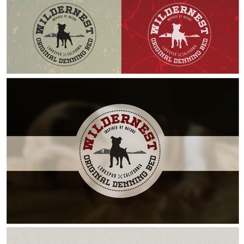 Retro Logo for Wildernest