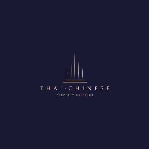 Thai - Chinese logo design