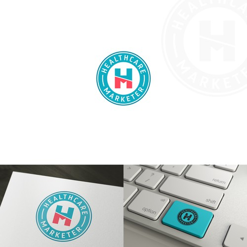Logo for organization in healthcare industry