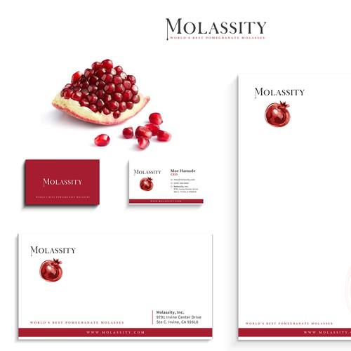 Discover Molassity's branding!
