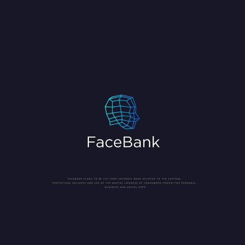 FaceBank logo