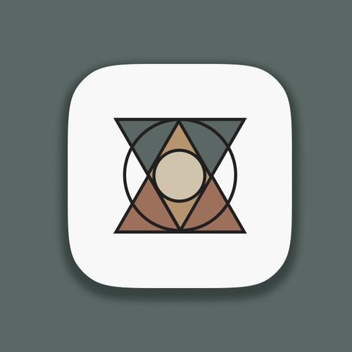 Social Network logo concept