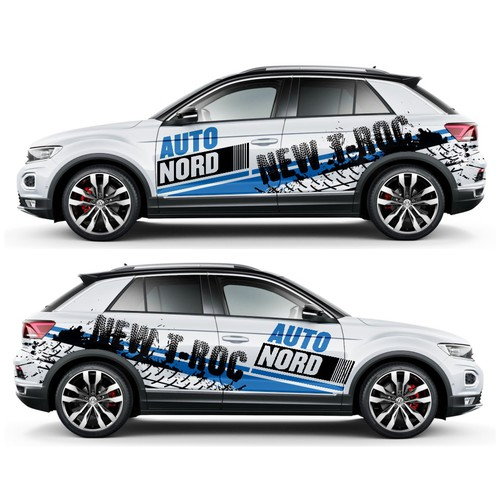 T-ROC for AutoNord