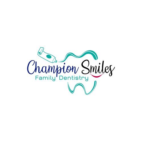 Logo for the dentist