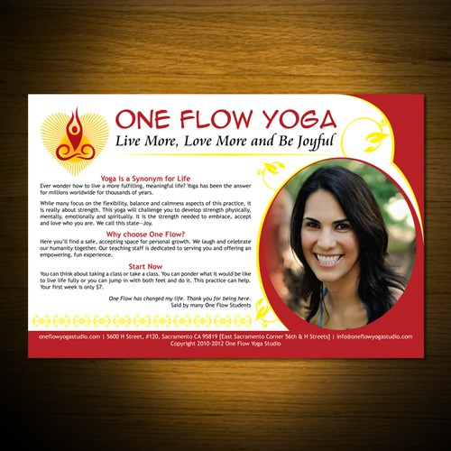 One Flow Yoga