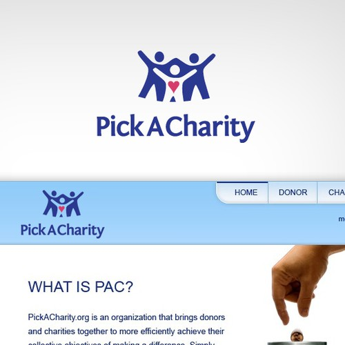 PickaCharity