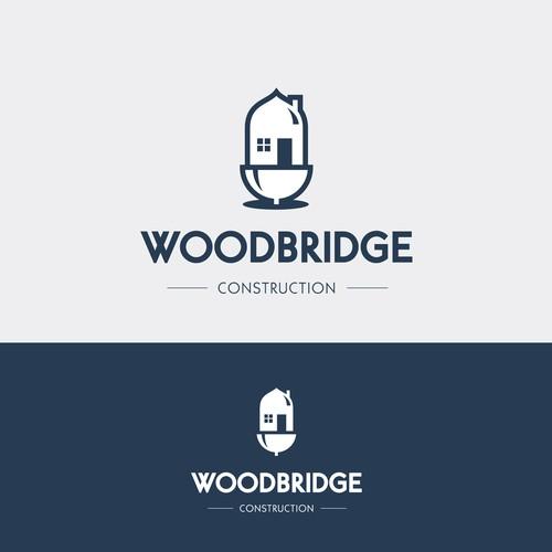 Logo for Woodbridge Construction