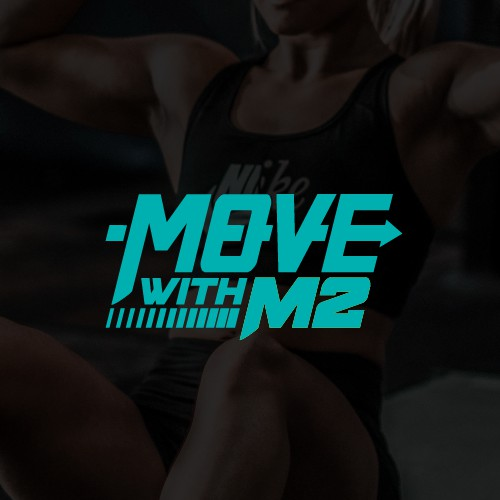 Dynamic logo for fitness company