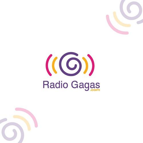 Radio gags