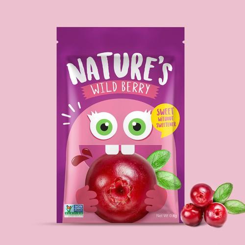 Nature's Wild Berry