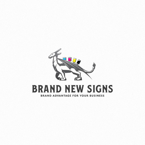 Brand new signs