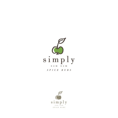 Update & Refresh SimplySpiceRubs logo