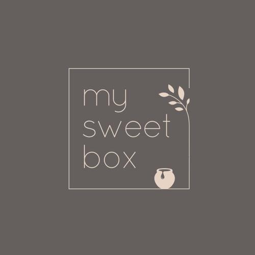 My sweet box logo