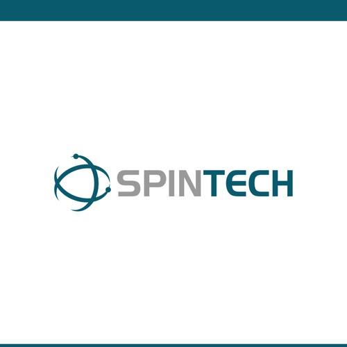 SPINTECH - Visual Identity.