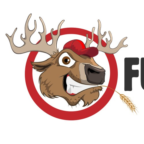 Logo design for fullredneck.com