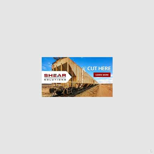 Banner Ad for Shear Solutions