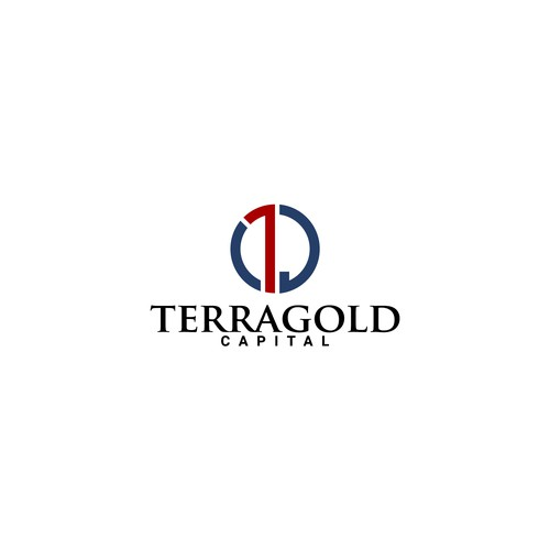 Logo for financial business