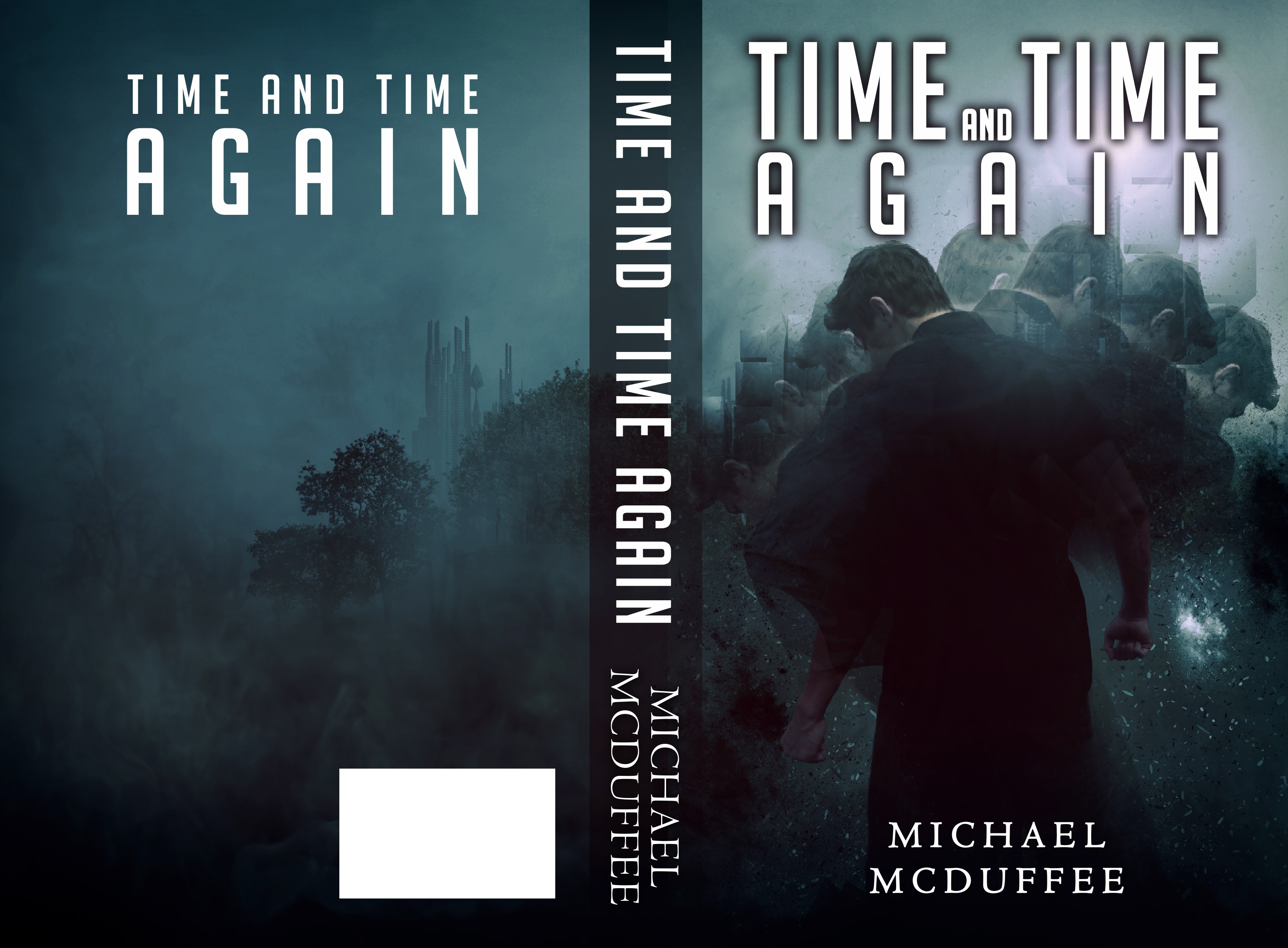 Book cover for Time and Time Again