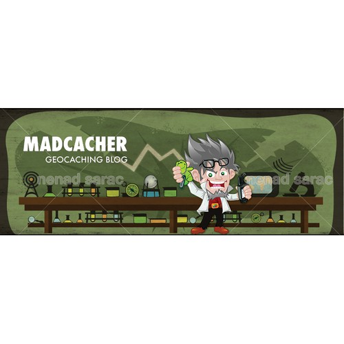 Madcacher.com needs a new social media page