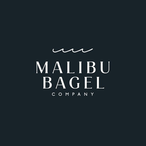 Brand Identity for Malibu Bagel Company